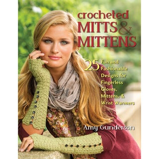 Stackpole Books-Crocheted Mitts & Mittens
