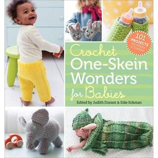Storey Publishing-Crochet One-Skein Wonders For Babies