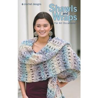 Leisure Arts-Shawls & Wraps
