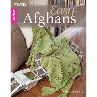 Leisure Arts-Easy Afghans