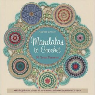 St. Martin's Books-Mandalas To Crochet