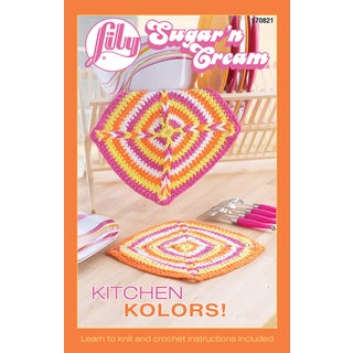 Lily-Kitchen Kolors - Sugar'n Cream