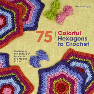St. Martin's Books-Colorful Hexagons To Crochet|https://ak1.ostkcdn.com/images/products/14324214/P20904018.jpg?impolicy=medium