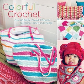 Trafalgar Square Books-Colorful Crochet