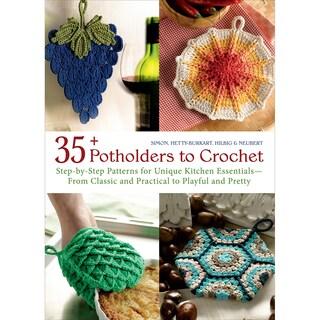 Trafalgar Square Books-35+ Potholders To Crochet