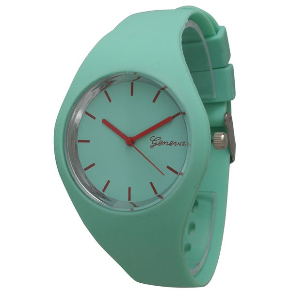 Olivia Pratt Women's Simple Silicone Watch One Size. Opens flyout.