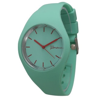Olivia Pratt Women's Simple Silicone Watch One Size