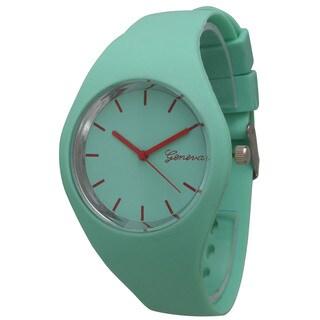 Olivia Pratt Women's Simple Silicone Watch One Size