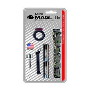 Maglite Mini-Mag Flashlight AA Combo Blister Pack, Camo