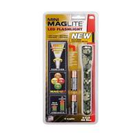 Maglite 2 Cell LED Mini Maglite AA Holster Pack