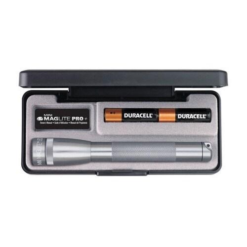 Maglite Mini Mag LED Pro + Gray, Presentation Box