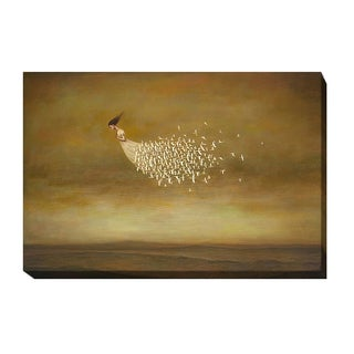 Artistic Home Gallery Freeform by Duy Huynh Multicolored Gallery-Wrapped Canvas Giclee Art