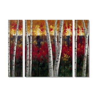 Rio 'Autumn' Multi Panel Art Set