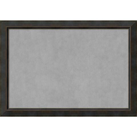 Framed Magnetic Board, Signore Bronze