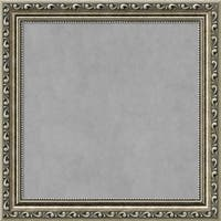 Framed Magnetic Board, Parisian Silver