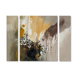 Rio 'Abstract I' Multi Panel Art Set