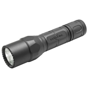 Surefire G2X Pro Flashlight 15/320 Lumens, Black, Click Switch