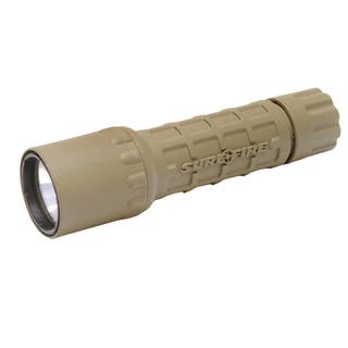 Surefire G2X Pro Flashlight 15/320 Lumens, Tan, Click Switch|https://ak1.ostkcdn.com/images/products/14325033/P20904877.jpg?impolicy=medium
