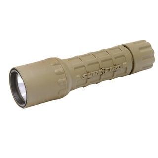 Surefire G2X Pro Flashlight 15/320 Lumens, Tan, Click Switch