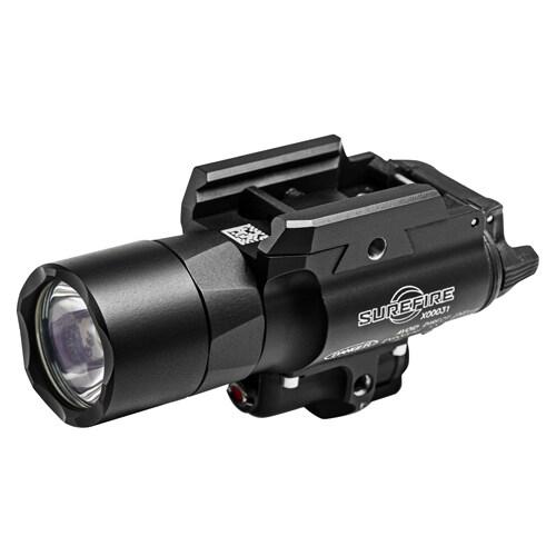 Surefire X400 Ultra 500 Lumens, Red Laser