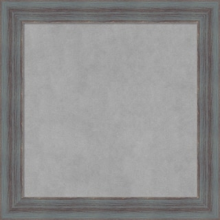 Framed Magnetic Board, Dixie Grey Rustic