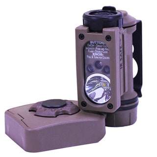 Streamlight Sidewinder Compact II, White, Green, Blue, Infrared LED