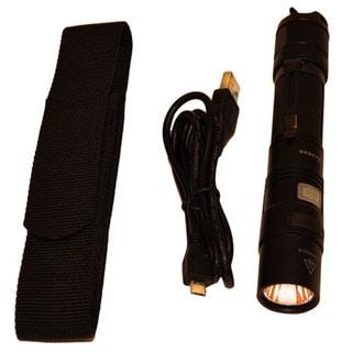 Fenix Flashlights Fenix UC series, Rechargeable Black 960 Lumen, 18650/CR123, Black