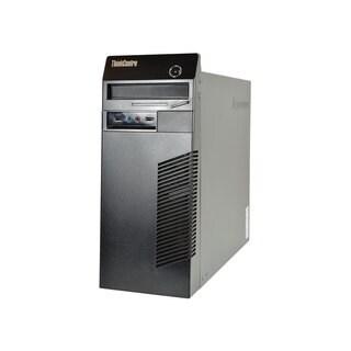 Lenovo ThinkCentre M71E Core i5-2400 3.1GHz CPU 4GB RAM 500GB HDD Windows 10 Pro Minitower PC (Refurbished)