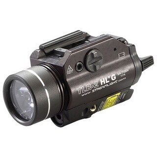 Streamlight TLR-2 HL G with White LED and Green Laser