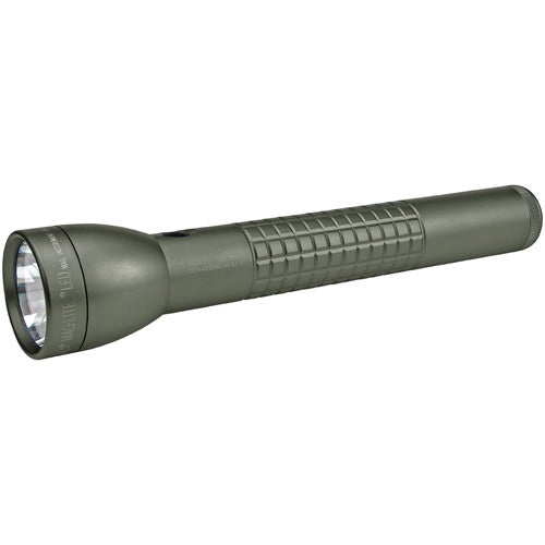Maglite 3 Cell D LED, Display Box, Foliage Green