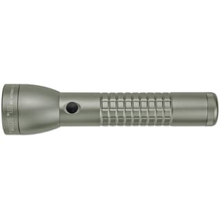Maglite 2 Cell D LED, Display Box, Foliage Green