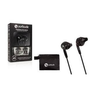 Yurbuds Inspire Sweat and Water Resistant Athletic Earphones