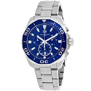 Tag Heuer Aquaracer CAY111B.BA0927 Men's Black Dial Watch
