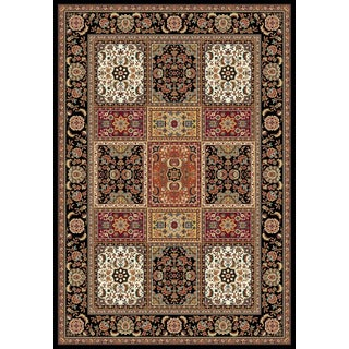 Istanbul Collection Multicolor Polypropylene Turkish Area Rug (2'6 x 7'2)