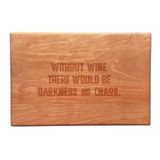 Darkness & Chaos Artisan Cherry Cutting Board