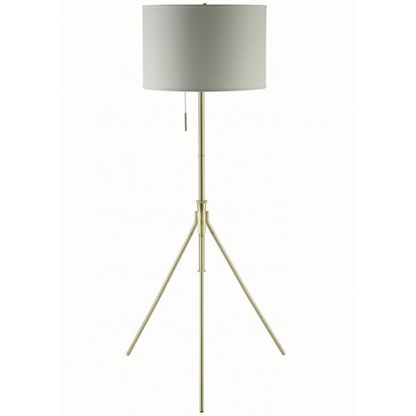 Mid-Century Modern Tripod Design Adhustable Floor Lamp