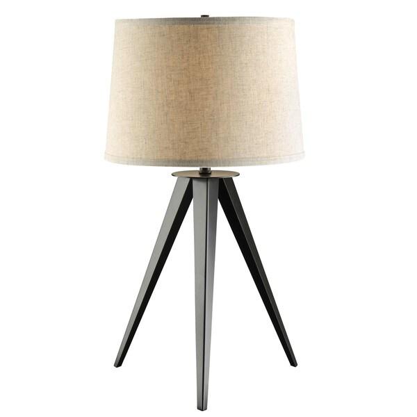 Mid-Century Modern Tripod Design Table Lamp