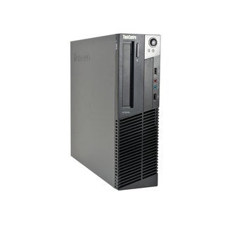 Lenovo ThinkCentre M78-SFF A6-5400B 3.6GHz CPU 4GB RAM 500GB HDD Windows 10 Pro PC (Refurbished)