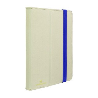 Volkano Core Series White 7-inch Tablet Cover (VB-312WT)