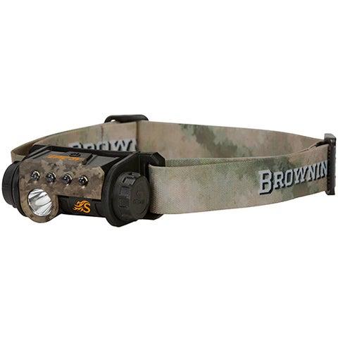 Browning Hell's Canyon Speed Epic 3V Headlamp ATACS Arid/Urban