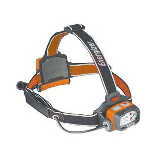 Energizer LED Headlamp 60 Lumen Red/White