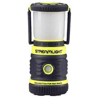 Streamlight Siege AA with Magnetic Base, Yellow