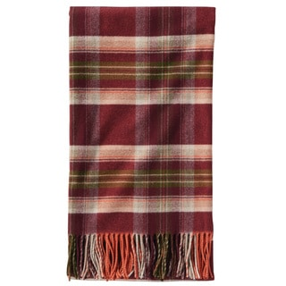 Pendleton 5th Avenue Lodge Plaid Throw