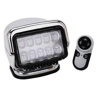 GoLight LED Stryker Wireless HandHeld Remote Chrome