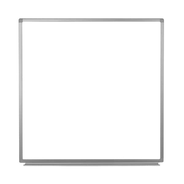 Shop Luxor Wb4848w 48 X 48 Wall Mounted Magnetic