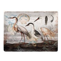 Certified International 16-inch 'Coastal View' Rectangular Platter