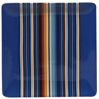 Certified International 12.5-inch 'Pinata' Square Platter