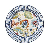 Certified International 13-inch 'San Marino' Round Platter