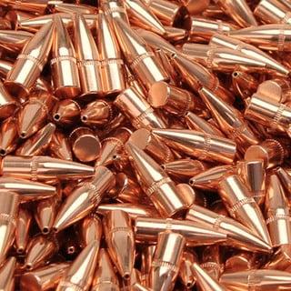 Hornady 22 Caliber Bullets (.224) 53 Gr HP W/C Match (Per 6000)