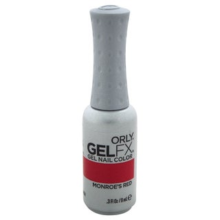 Orly Gel Fx Gel Nail Color Monroe's Red